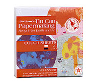 Let's Make Paper! 100 Pack Couch Sheets