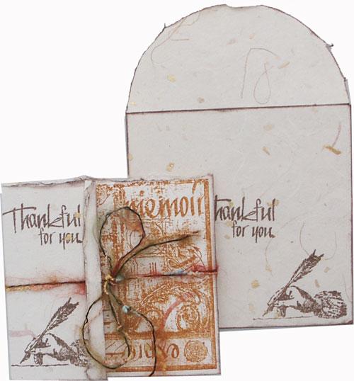 4-Petal Fold Envelope Project