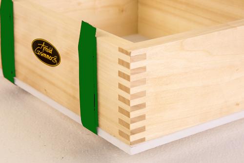 Papermill Pour Mold Corner Construction