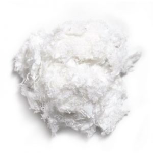 5 lb 100% White Cotton Rag Pulp
