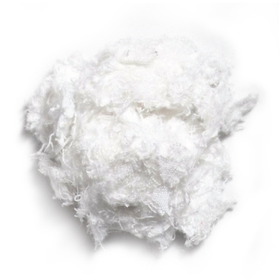 8 oz 100% White Cotton Rag Pulp