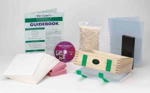 Arnold Grummer's PAPERMILL™ Station Kit Contents