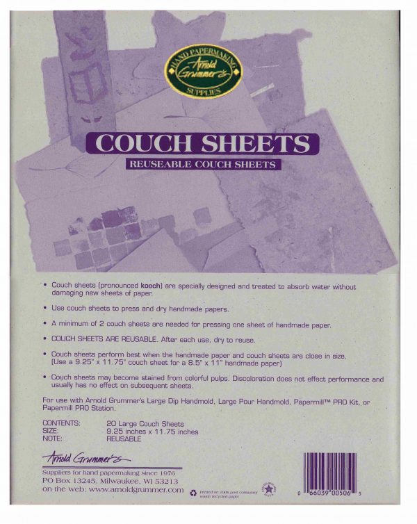 Large Couch Sheets: 20 Pack