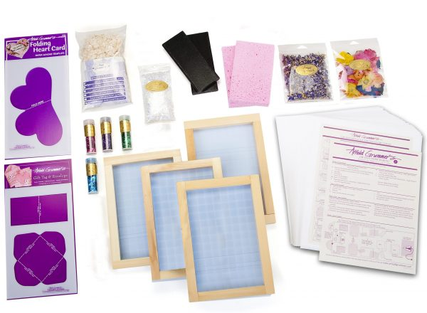 AG's Dip Into Papermaking! I Class Kit