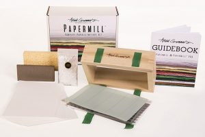 Papermill Kit Contents & Box