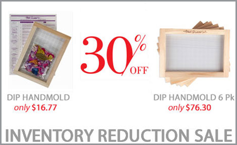 30% Off Inventory Reducution Sale